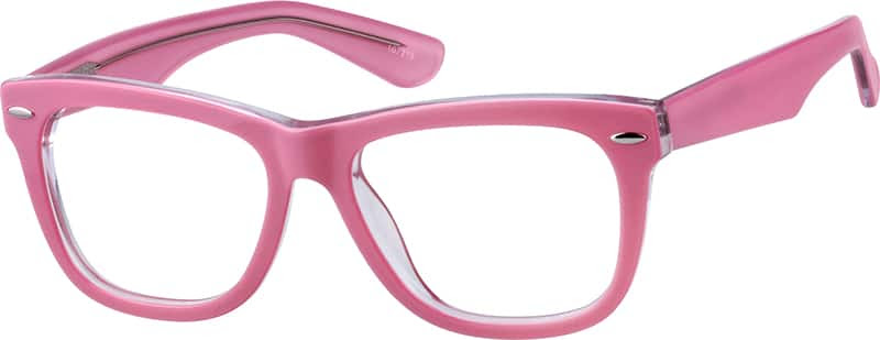 Pink Glasses Frames To Fight Breast Cancer Zenni