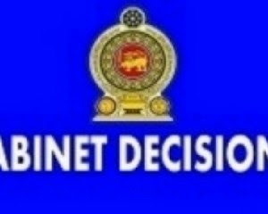 Image result for cabinet sri lanka