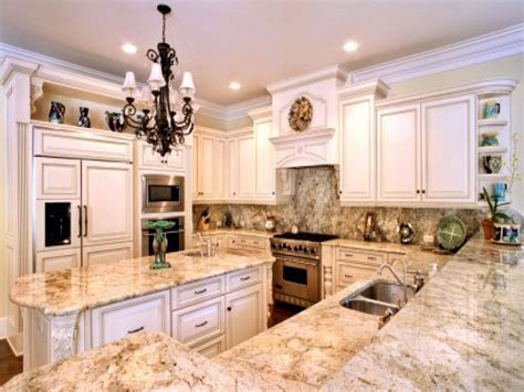 Color granite countertops, caroline summer granite