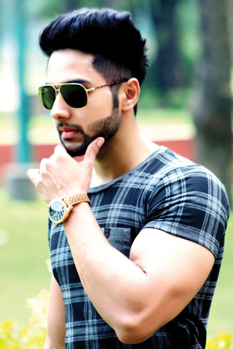 12+ Great Style Punjabi Hairstyle Boy Images
