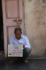 Newspapers Have Destroyed The Soul Of Humanity With Paid News by firoze shakir photographerno1