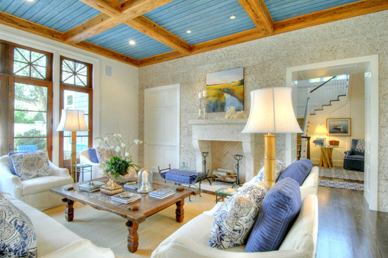 19 Fantastic Nautical Interior Design Ideas for Your Home ...
