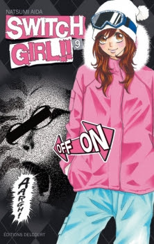 Couverture Switch Girl, tome 09