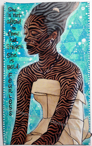 She Has Stripes: ICAD3 JUNE 3rd