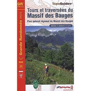 Tours traversées massif Bauges : Parc naturel régional du Massif des Bauges