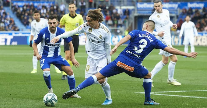 Real Madrid vs Alaves possible line-ups, score predictions, head-to-head record