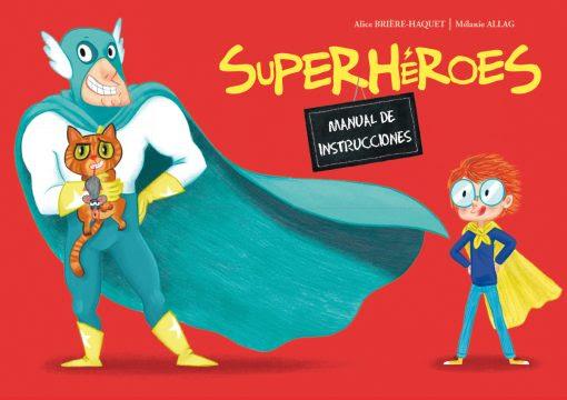 superheroes - manual de instrucciones_CUBIERTA.indd