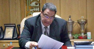 اللواء عبد العزيز النحاس مساعد الوزير مدير أمن سوهاج