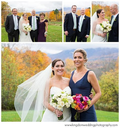 A stunning, late fall Vermont wedding at Hildene in