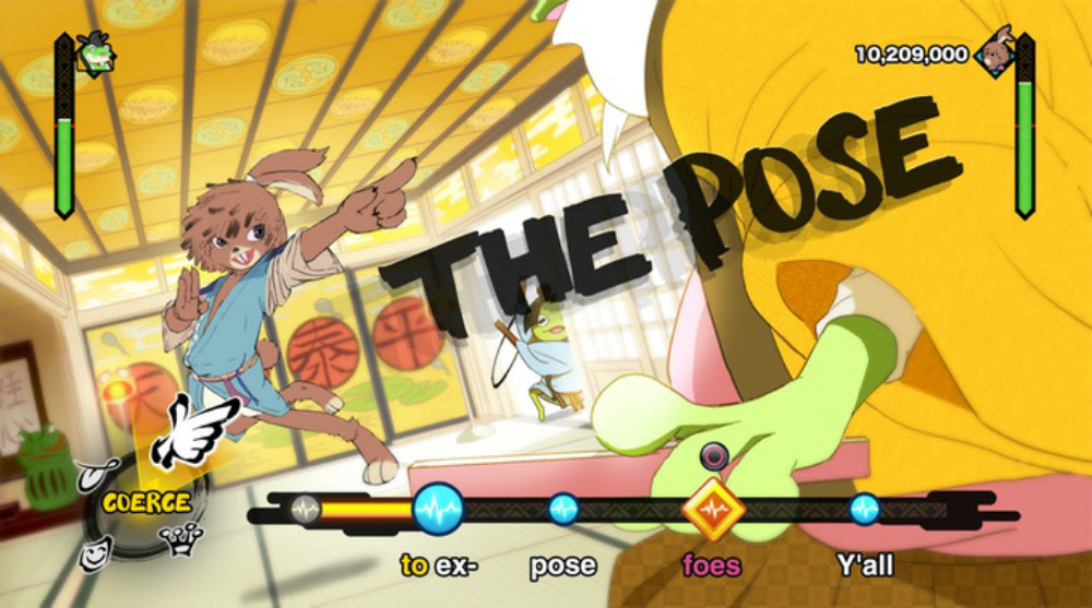 Project Rap Rabbit set for PC and PS4, kicks off its Kickstarter with a lofty goal screenshot