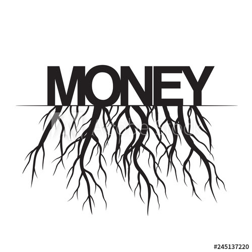 Money Tree Drawing   Free download on ClipArtMag