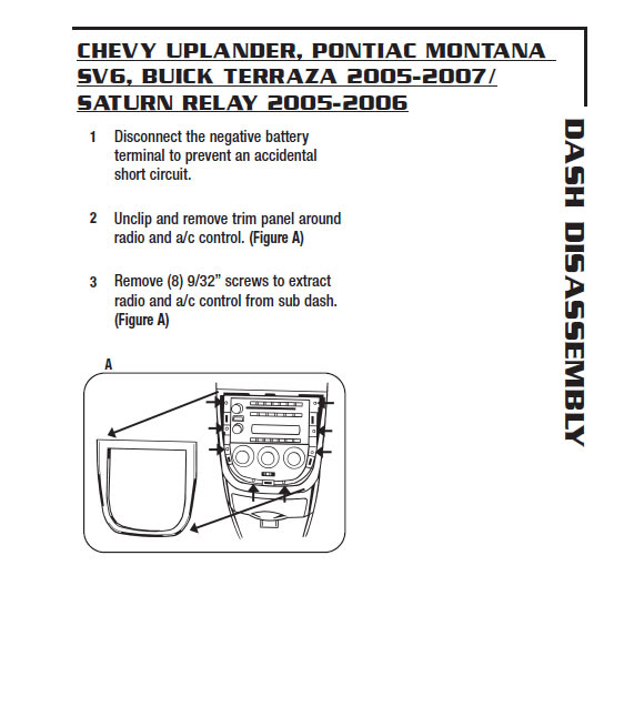 06 impala radio wiring diagram gm  wiring diagram schemas