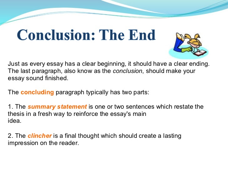 how to write a good conclusion for an expository essay