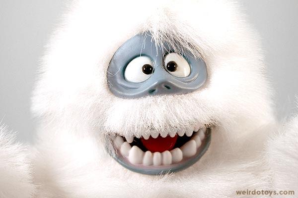The Abominable Snowman Aka The Bumble Weirdo Toys Weirdo Toys