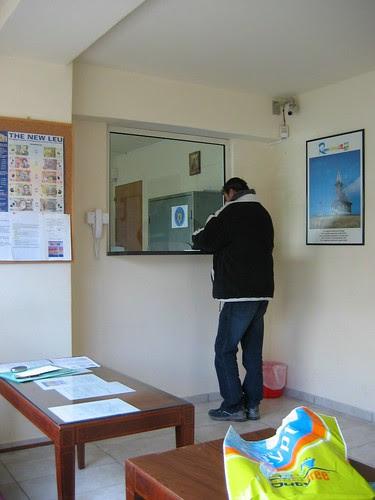 random guy at the consular window