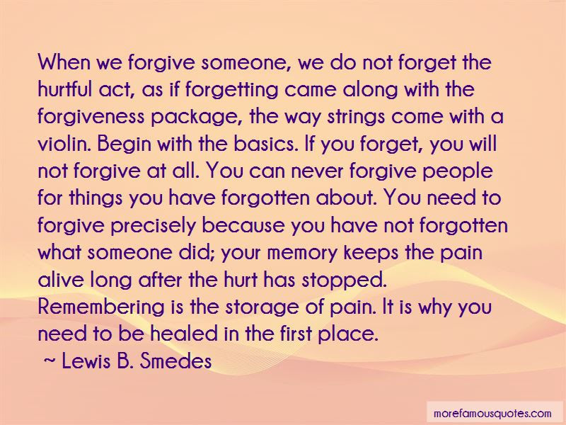 Quotes About Forgetting Someone That Hurt You Top 2 Forgetting