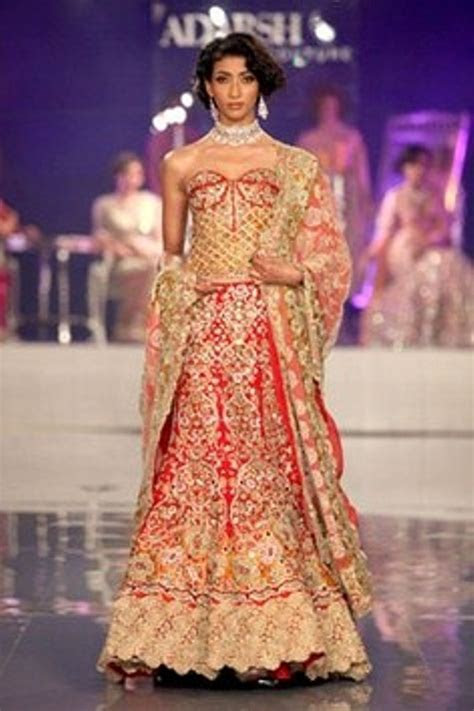 Trends Of Indian Wedding Dresses 2014 004   Life n Fashion