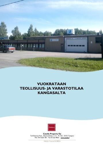Varastotilaa Tampere