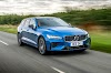 Volvo V60 T8 Twin Engine 2019 UK review