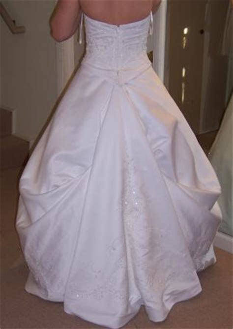 1000  images about Wedding gown bustles, corsets and