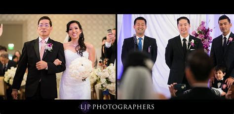 JW Marriott Los Angeles Wedding   Jonathan and Irene