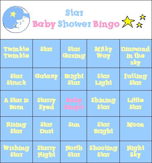 Here is a free and fun baby shower game! Free printable baby ...