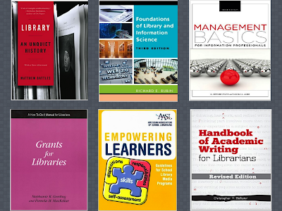 Some Must Reads for School Librarians