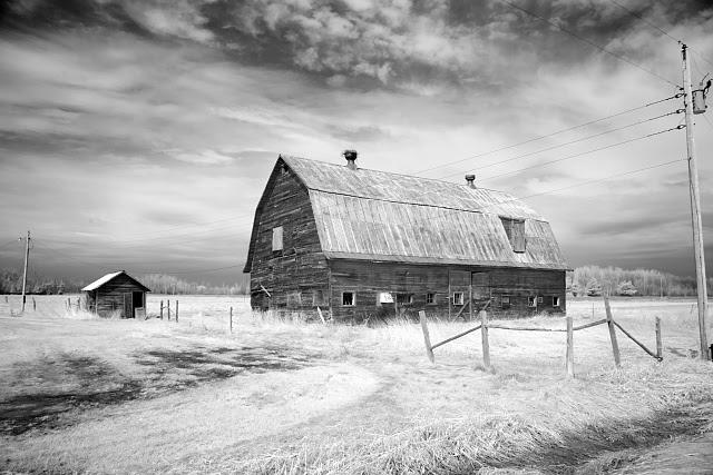 Barn, upper Michigan