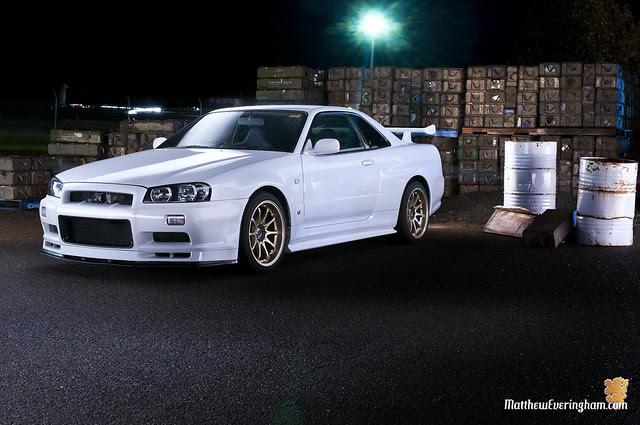 Sean's Immaculate R34 GTR