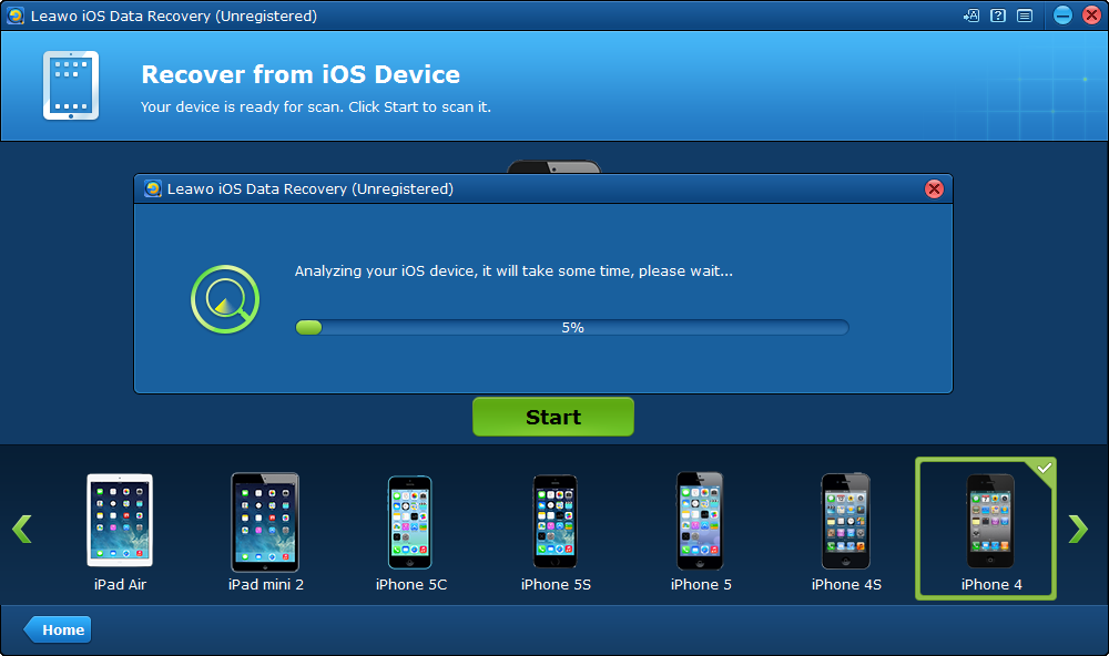 How to Restore Disabled iPhone without iTunes  Leawo Tutorial Center