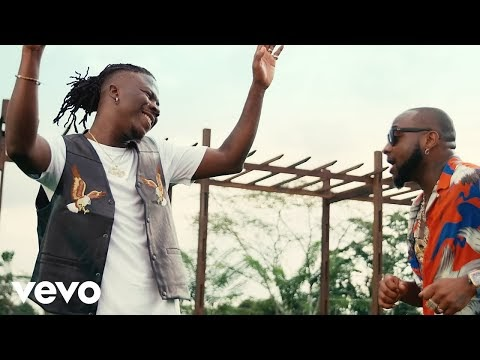 Stonebwoy ft. Davido - Activate -(Official Video).