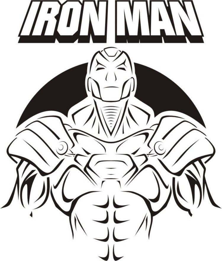Iron Man Coloring Pages Free Printable - Coloring Home