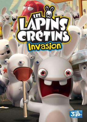 Les lapins crétins: Invasion - Season 1