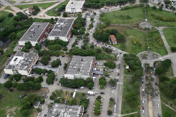Segundo Francisco Sales, a área do Centro Administrativo do Estado nunca foi averbada, ou seja, só possui registro do terreno