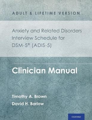 PDF FREE Anxiety And Related Disorders Interview ...