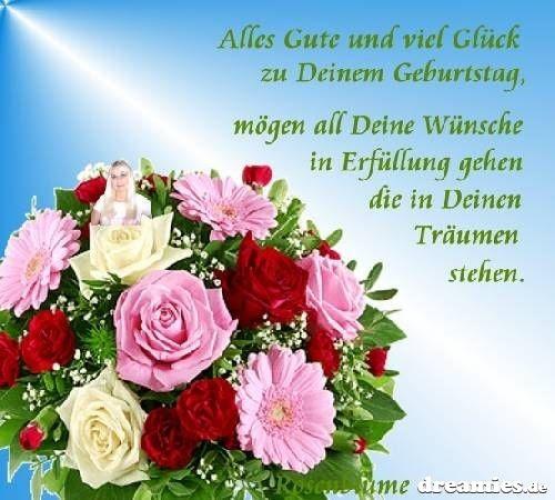 Alles Gute Zum Geburtstag Karin Geburtstagsgedichte Geburtstag