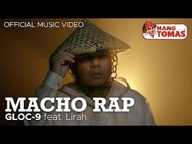 Macho Rap by Gloc-9 feat. Lirah [Official Music Video]