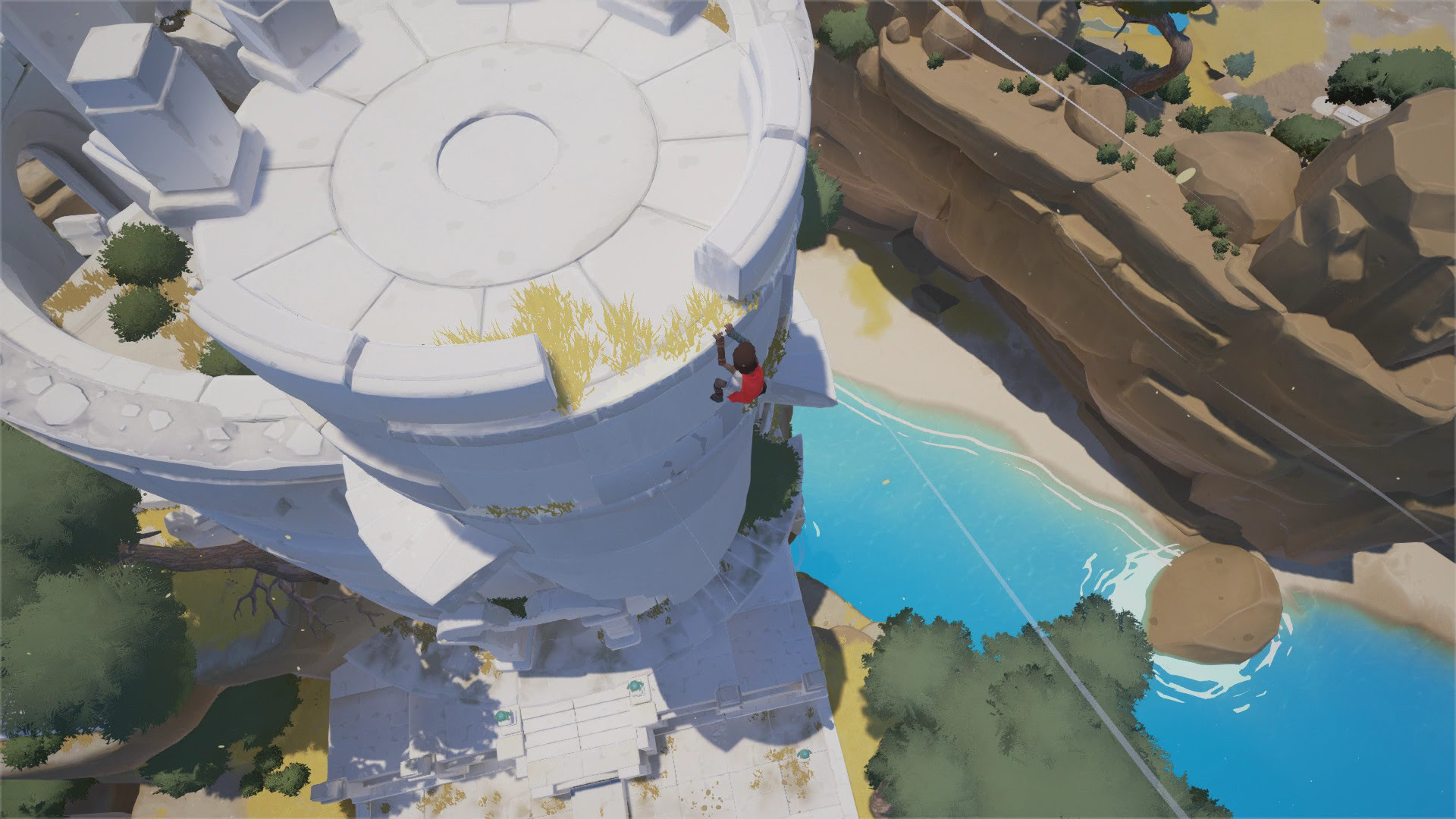 Nintendo Switch players are getting Rime in November screenshot