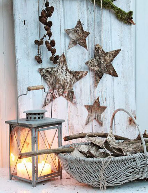 Beautiful outdoor Christmas decorations  My Cosy Retreat  Interiors