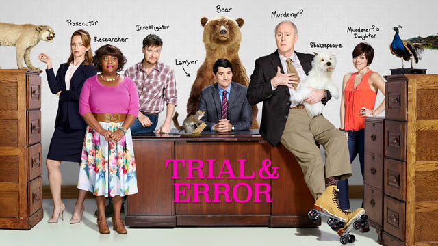 Image result for trial and error tv show