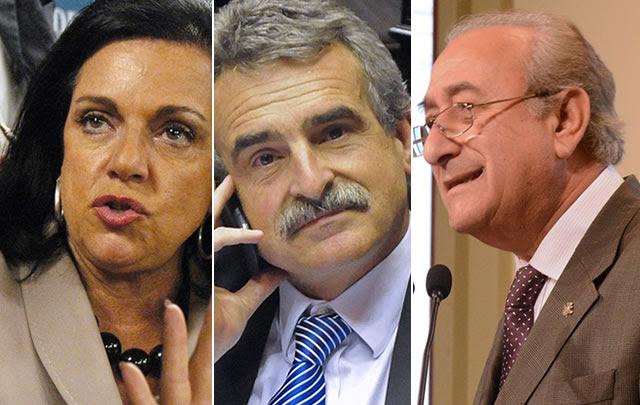 Cambios en el gabinete de Cristina: sale Garré y entra Rossi