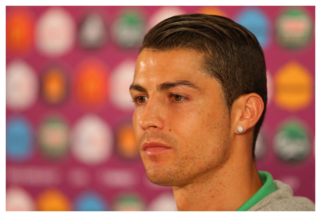 Cristiano Ronaldo 2016 Hairstyle