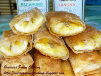 Turon Banana Fried Rolls