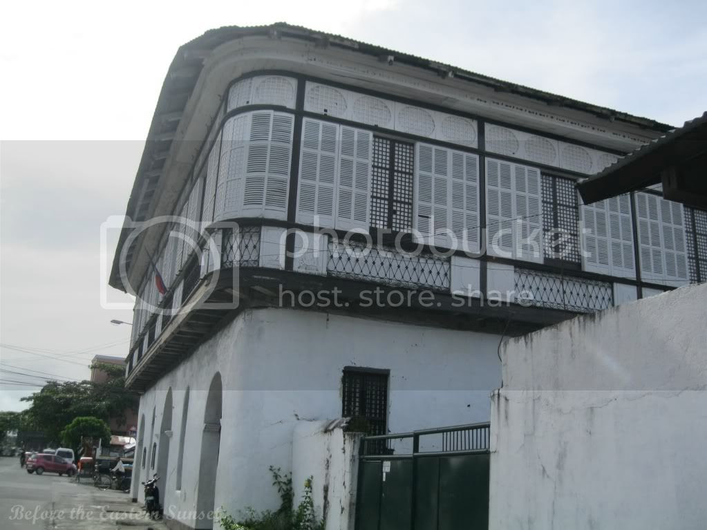 House of Angela Manalang Gloria in Tabaco City, Bicolandia