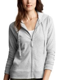 Women: Supersoft hoodie - light heather gray