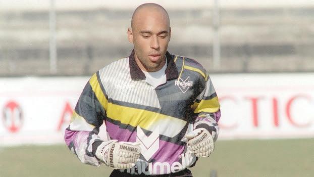 Santos Edinho treino 30/05/1996