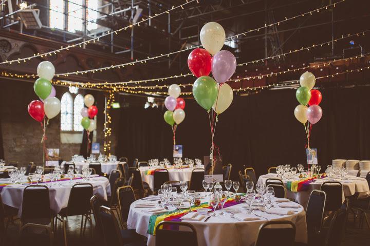 Park Wedding Reception Ideas