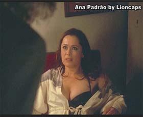 Ana Padrão sensual no filme Cabaret Maxime