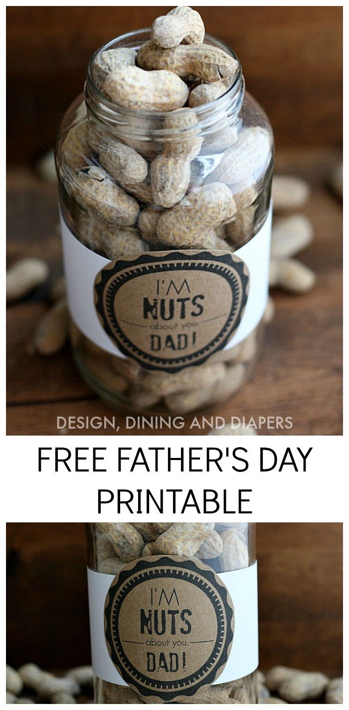 Free Printables As Gifts For Father's Day