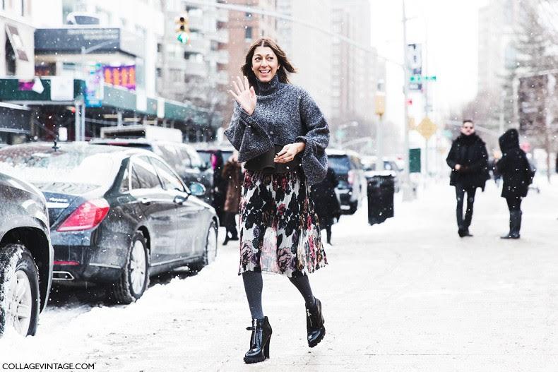 New_York_Fashion_Week-Fall_Winter_2015-Street_Style-NYFW-Ramya_Giangola-Midi_skirt-4